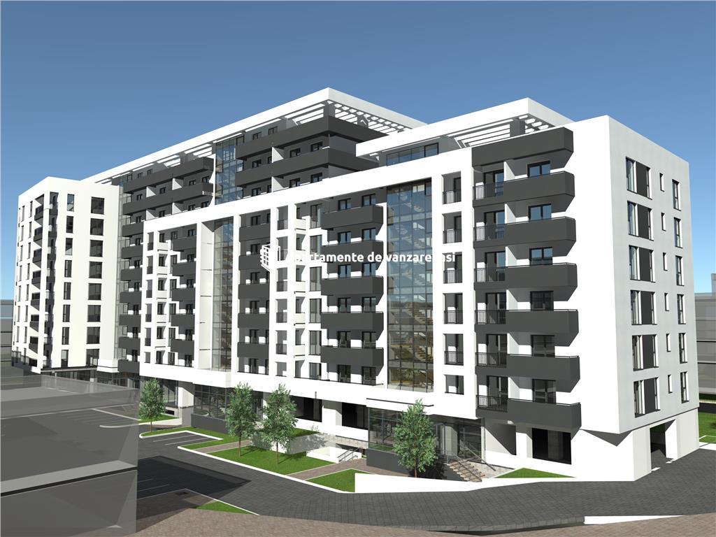 Apartament Nou 1 camere  de vanzare  Gara