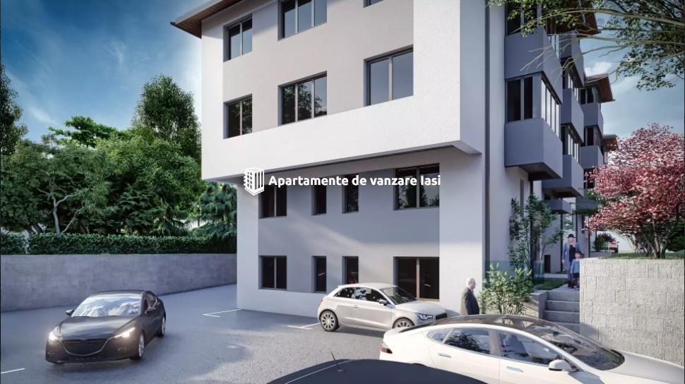 Apartament Nou 1 camere  de vanzare  Valea Adanca