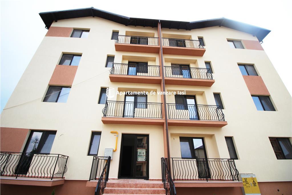 Apartament Nou 2 camere  de vanzare  Lunca Cetatuii