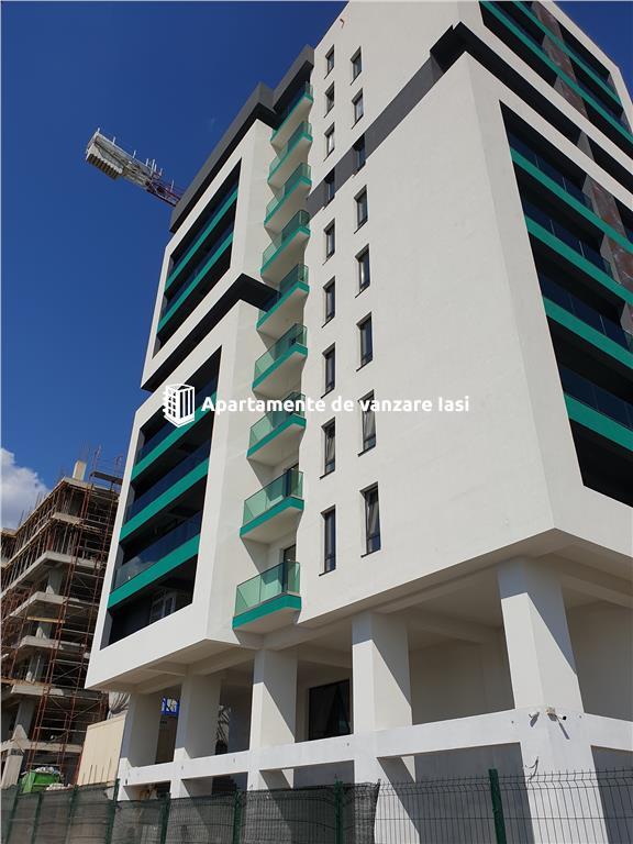 Apartament Nou 4 camere  de vanzare  Pacurari
