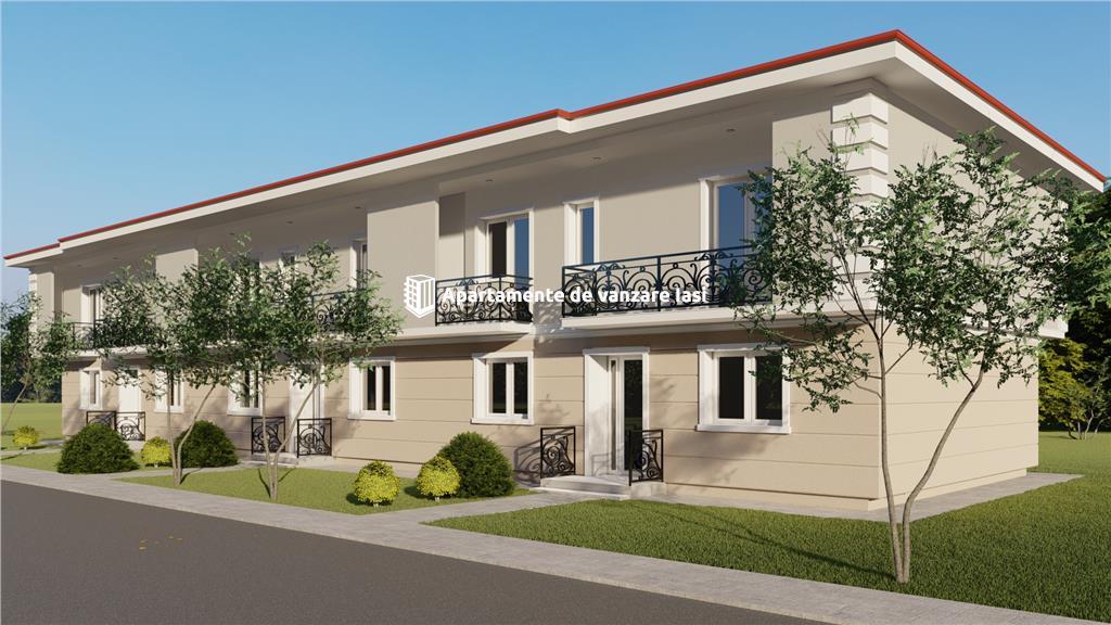 Apartament Nou 3 camere  de vanzare  Lunca Cetatuii