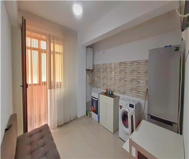 apartament nou 1 camere  de vanzare  c.u.g - valea adanca Iasi