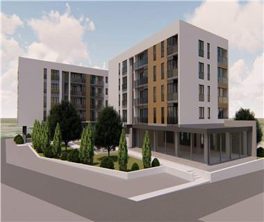 Apartament Nou 1 camere  de vanzare Iasi Tomesti