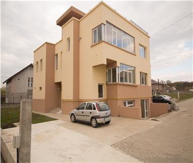 Apartament Nou 3 camere  de vanzare  Breazu
