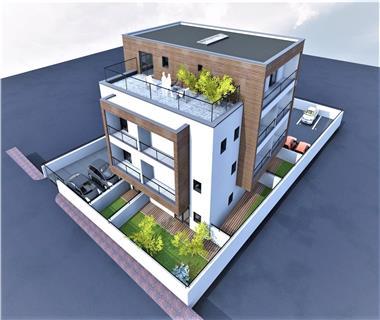 Apartament Nou 1 camere  de vanzare  Bularga Baza III