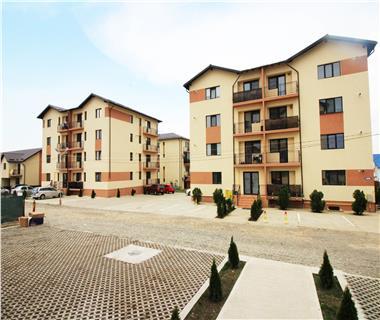 apartament nou 1 camere  de vanzare  c.u.g. Iasi