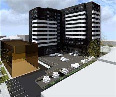 Apartament Nou 2 camere  de vanzare  Centru