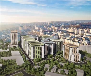 Apartament Nou 1 camere  de vanzare  Dacia