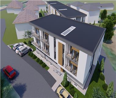 apartament nou 1 camere  de vanzare  galata Iasi