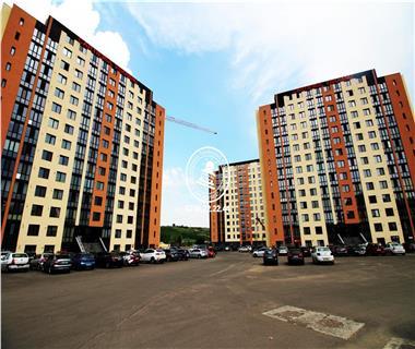 Apartament Nou 1 camere  de vanzare  Lunca Cetatuii
