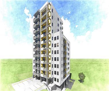 apartament nou 1 camere  de vanzare  nicolina - c.u.g. Iasi