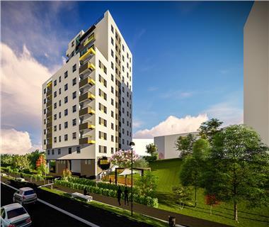 apartament nou 1 camere  de vanzare  nicolina Iasi