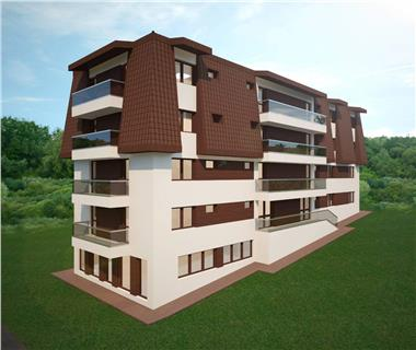 Apartament Nou 3 camere  de vanzare  Rediu