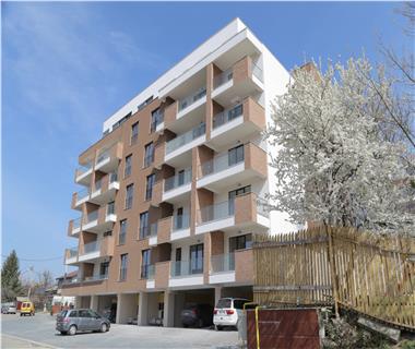 Apartament Nou 1 camere  de vanzare  Tg Cucu  Podul de Fier