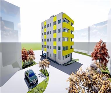 apartament nou 2 camere  de vanzare  c.u.g. Iasi