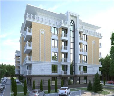 apartament nou 3 camere  de vanzare  copou Iasi