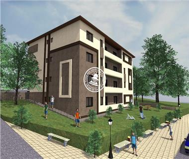 apartament nou 2 camere  de vanzare  frumoasa - cetatuia Iasi
