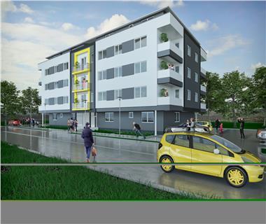 Apartament Nou 2 camere  de vanzare  Galata
