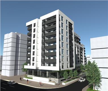 Apartament Nou 2 camere  de vanzare  Gara