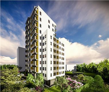 apartament nou 2 camere  de vanzare  nicolina - c.u.g. Iasi