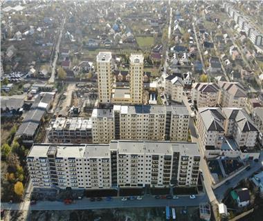 Apartament Nou 2 camere  de vanzare  Nicolina - C.U.G.