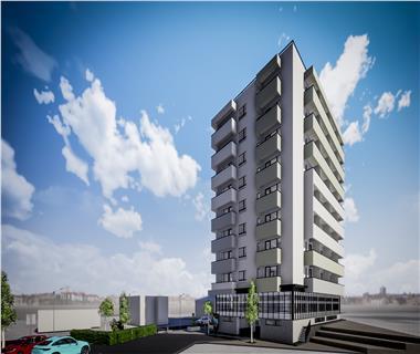 apartament nou 2 camere  de vanzare  podu ros Iasi