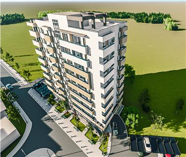 Apartament Nou 2 camere  de vanzare  Podu Ros