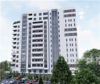 apartament nou 2 camere  de vanzare  tatarasi - metalurgie Iasi