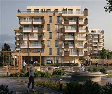 Apartament Nou 1 camere  de vanzare  Tg Cucu - Podul de Fier