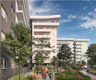 Apartament Nou 3 camere  de vanzare  Dacia