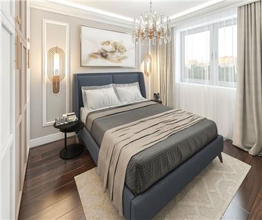 Apartament Nou 3 camere  de vanzare  Frumoasa