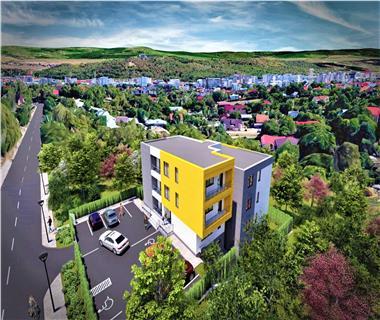 apartament nou 3 camere  de vanzare  galata Iasi