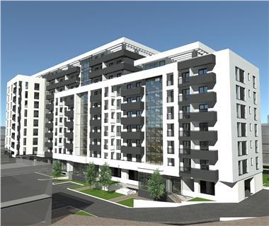 apartament nou 3 camere  de vanzare  gara Iasi