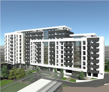 Apartament Nou 3 camere  de vanzare  Gara