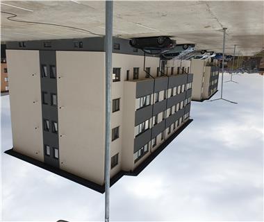 Apartament Nou 3 camere  de vanzare  Nicolina  C.U.G.