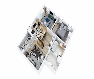 Apartament Nou 3 camere  de vanzare  Tatarasi