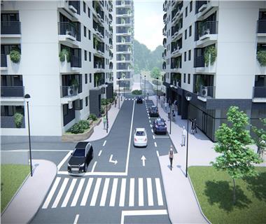 Apartament Nou 3 camere  de vanzare  Tatarasi - Metalurgie